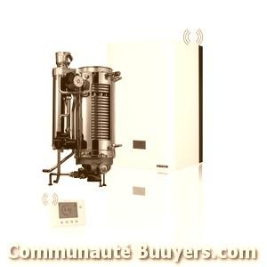 Logo B.o Services Installation de chaudière gaz condensation