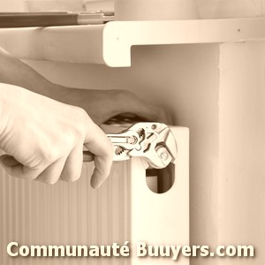 Logo Brouet Patrick (eurl) Installation de chaudière gaz condensation