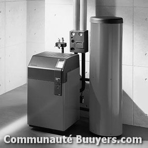 Logo Bucheron Installation de chaudière gaz condensation