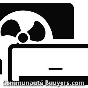 Logo Dépannage chauffage Aigre bon artisan pas cher