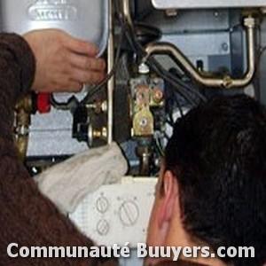 Logo Dépannage chauffage Angliers Installation de chauffage chaudière