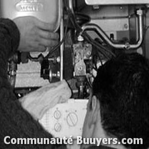 Logo Dépannage chauffage Arthémonay Installation de chaudière gaz condensation