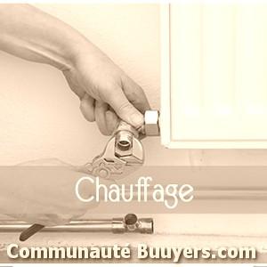 Logo Dépannage chauffage Aumur