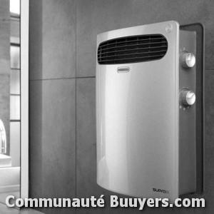 Logo Dépannage chauffage Auzelles Dépannage radiateur