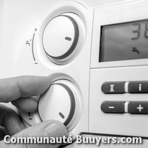 Logo Dépannage chauffage Azerailles Installation de chaudière gaz condensation