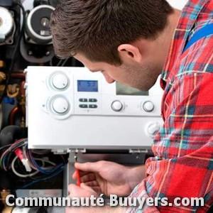 Logo Dépannage chauffage Beuvry Installation de chaudière gaz condensation