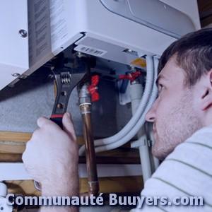 Logo Dépannage chauffage Capesterre-de-Marie-Galante Installation de chaudière gaz condensation