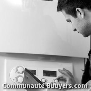 Logo Dépannage chauffage Cerdon Installation de chaudière gaz condensation