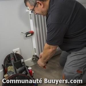 Logo Dépannage chauffage Compigny Installation de chaudière gaz condensation