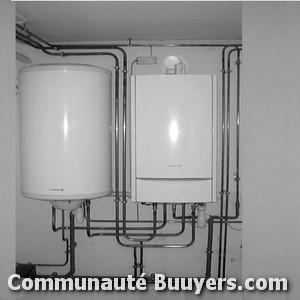 Logo Dépannage chauffage Corny-Machéroménil Dépannage de chauffe-eau à gaz