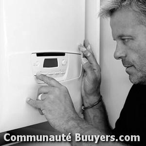 Logo Dépannage chauffage Cousances-les-Forges Installation de chauffage chaudière