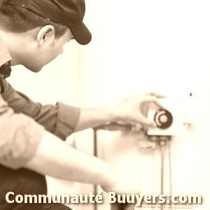 Logo Dépannage chauffage Gallargues-le-Montueux bon artisan pas cher