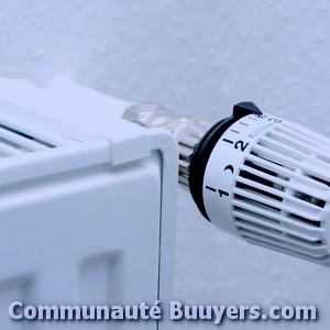 Logo Dépannage chauffage Grandrû Installation de chaudière gaz condensation