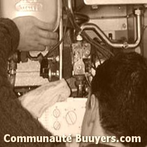 Logo Dépannage chauffage Homblières Dépannage de chauffe-eau à gaz