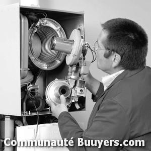 Logo Dépannage chauffage Hudimesnil Installation de chaudière gaz condensation