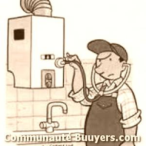 Logo Dépannage chauffage Laquenexy Dépannage de chauffe-eau à gaz