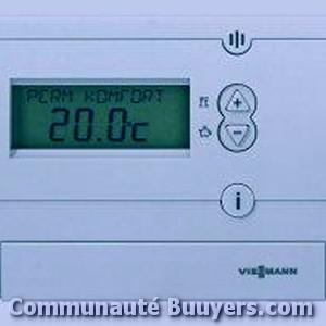 Logo Dépannage chauffage Lérigneux Dépannage de chauffe-eau à gaz