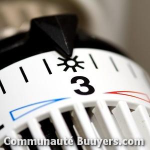 Logo Dépannage chauffage Leuc