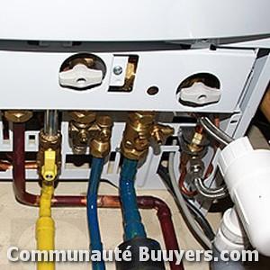 Logo Dépannage chauffage Longvilliers Installation de chaudière gaz condensation