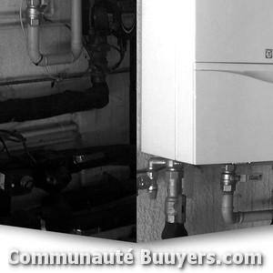 Logo Dépannage chauffage Lury-sur-Arnon Installation de chaudière gaz condensation