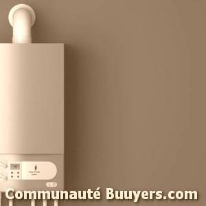 Logo Dépannage chauffage Marcilly-d'Azergues Dépannage de chauffe-eau à gaz