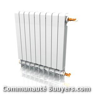 Logo Dépannage chauffage Marnaz Installation de chaudière gaz condensation