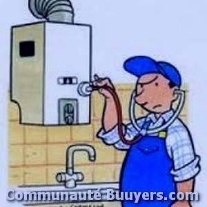 Logo Dépannage chauffage OEuilly Dépannage de chauffe-eau à gaz