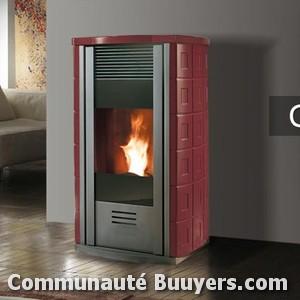 Logo Dépannage chauffage Ouville-l'Abbaye bon artisan pas cher