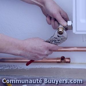 Logo Dépannage chauffage Penguily Dépannage de chauffe-eau à gaz