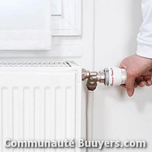 Logo Dépannage chauffage Poullaouen Installation de chaudière gaz condensation