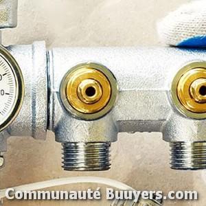 Logo Dépannage chauffage Rogy Installation de chaudière gaz condensation