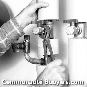 Logo Dépannage chauffage Romange Dépannage de chauffe-eau à gaz