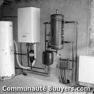 Logo Dépannage chauffage Saint-Martin-des-Fontaines Dépannage de chauffe-eau à gaz