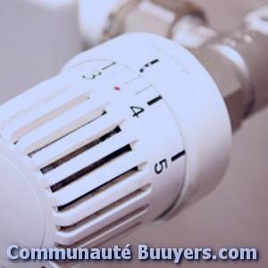 Logo Dépannage chauffage Sentous Dépannage radiateur