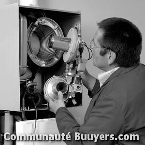Logo Dépannage chauffage Vignieu Installation de chaudière gaz condensation