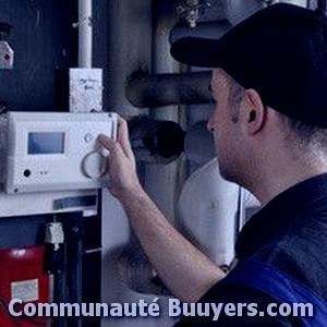 Logo Dépannage chauffage Villers-Buzon Dépannage de chauffe-eau à gaz