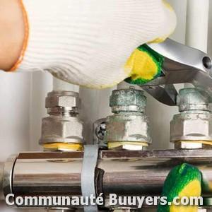 Logo Domancy-elec Dépannage de chauffe-eau à gaz