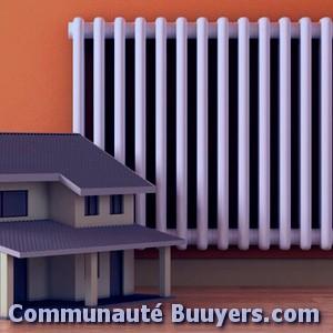 Logo Easy Chauffage Installation de chaudière gaz condensation
