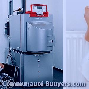 Logo Elm Leblanc Gcgs Installateur Dépannage de chauffe-eau à gaz