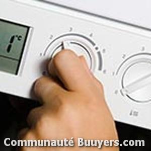 Logo Ems Installation de chaudière gaz condensation