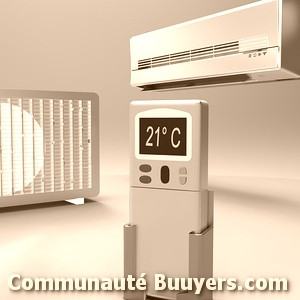 Logo Energie Renouvelable Chauffage Climatisation Installation de chauffage chaudière