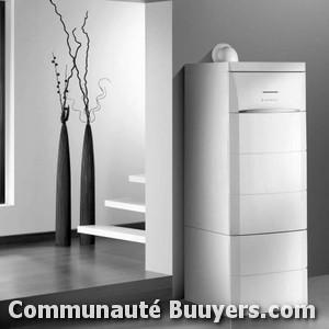 Logo Engie Home Services Installation de chaudière gaz condensation