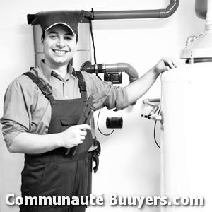 Logo Frisquet Entreprise Protain Installateur Dépannage de chauffe-eau à gaz