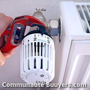 Logo Granulaction Dépannage radiateur
