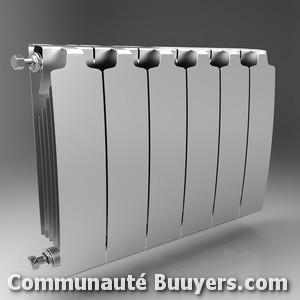 Logo J.p Vicherat Installation de chaudière gaz condensation