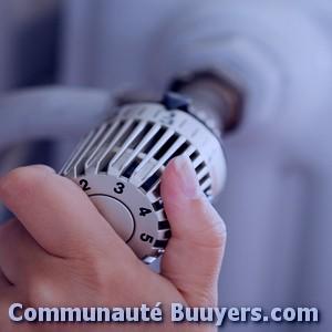 Logo Njp Energy Installation de chaudière gaz condensation