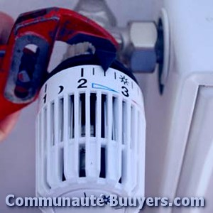 Logo Robin Gilles (sarl) Installation de chaudière gaz condensation