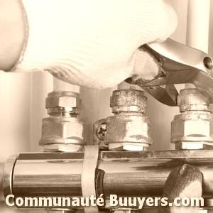Logo Saunier Duval Bucheron Sav Agréé Installation de chaudière gaz condensation