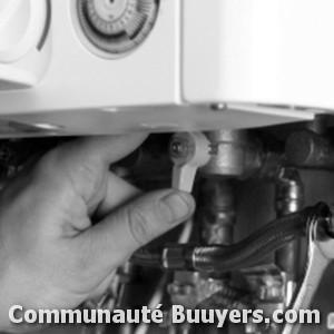 Logo Utts Plomberie Chauffage Installation de chaudière gaz condensation