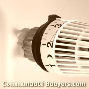 Logo V.f Confort Dépannage radiateur